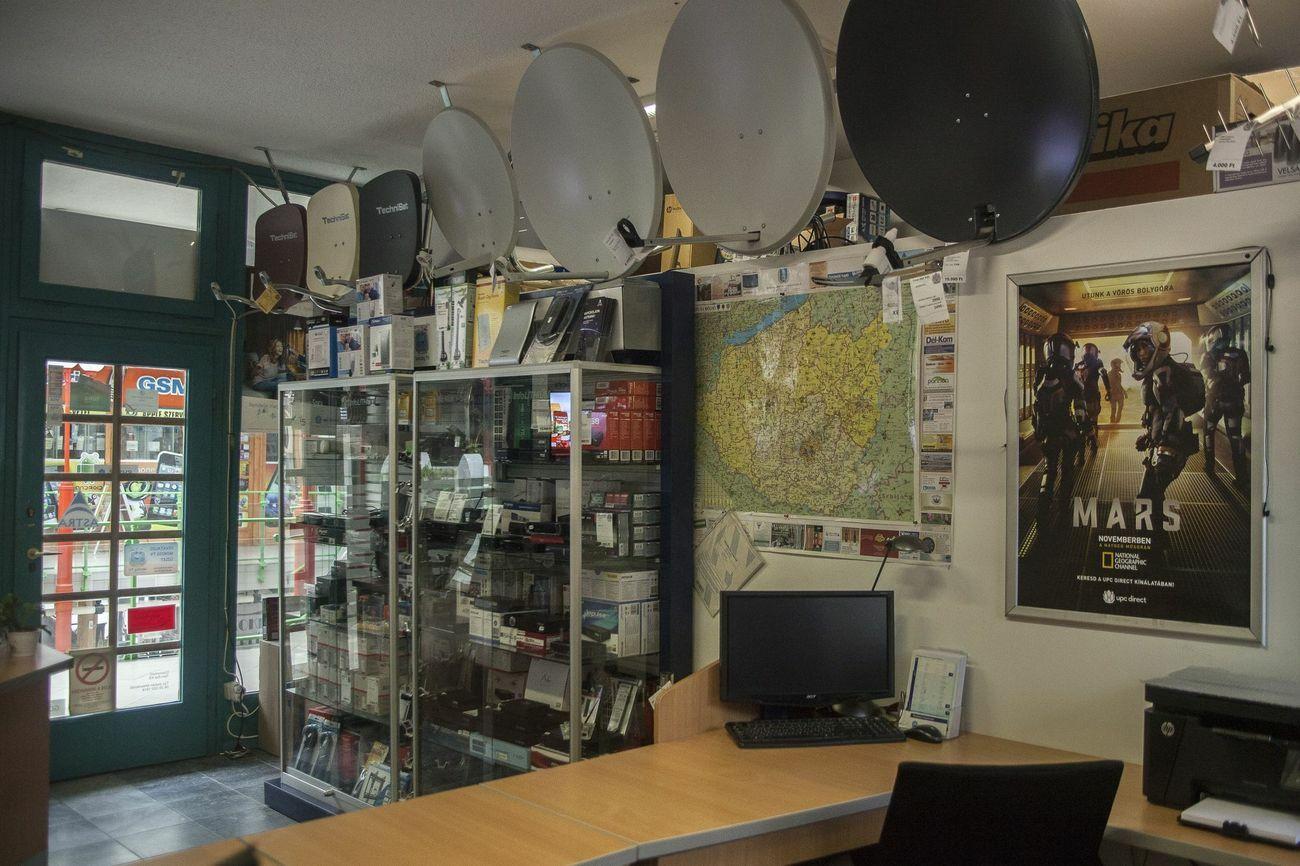 UPC Direct hivatalos forgalmazó, MinDig TV ügyfélpont Pécs, műholdas vétel, földi vétel, Pécsi bolt