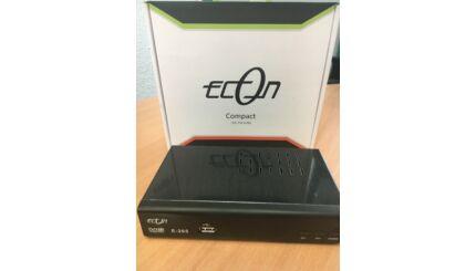 Econ T2 HEV-265 MinDig TV vevő és rögzítő