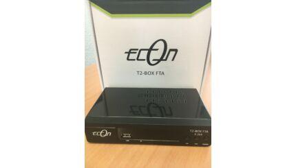 Econ T2 H-264  MinDig TV vevő és rögzítő