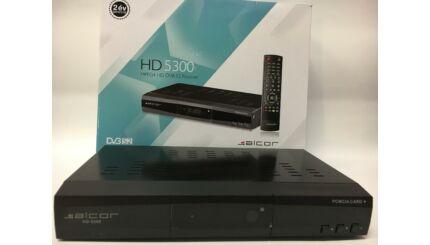 Alcor HD-5300 DVB-S/S2 digitális műholdvevő