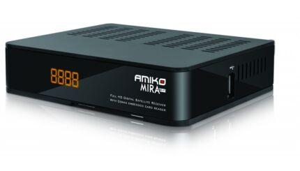 Amiko Mira műholdvevő és médialejátszó ára