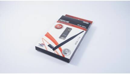 AMIKO WLN-880 cserélhető antennás USB WI-FI adapter