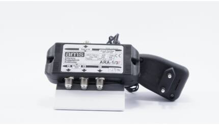 ams ARA-1/2F Aktív antennaosztó 3 kimenettel