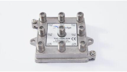 Asheridge TVC-1000-8VN passzív antennajel elosztó (8-as)