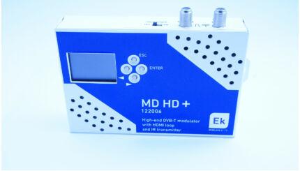 EKSELANS DVB-T modulátor MD HD+ MODULÁTOR (USB+IR COFDM)