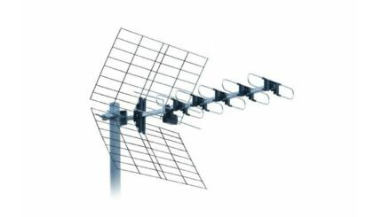ISKRA DTX-22 F UHF szélessávú Yagi antenna MinDig TV vételéhez (DVB-T)