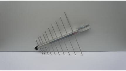 ISKRA P-20 F UHF LOGPER antenna MinDig Tv vételéhez (DVB-T)