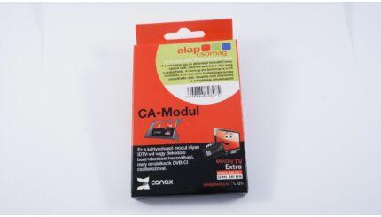 MinDigTV Extra Alapcsomag előfizetés (12 hónap) + Conax CA modul