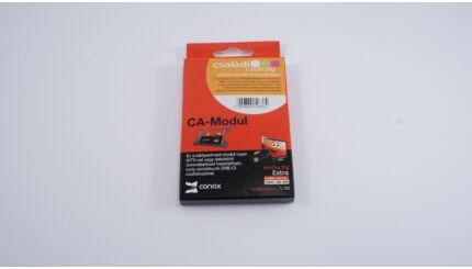 MinDig TV Extra Családi csomag előfizetés (4 hónap) + Conax CA modul