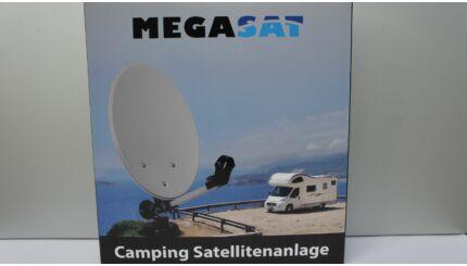 OPTICUM 35 cm-es parabola antenna (CAMPING szett)