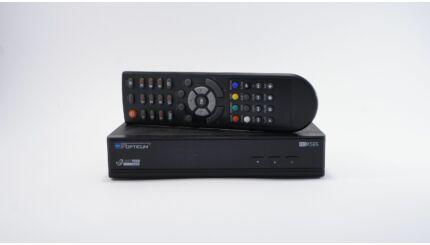 Opticum HD XS 65 Full HD műholdvevő (DVB-S) és rögzítő