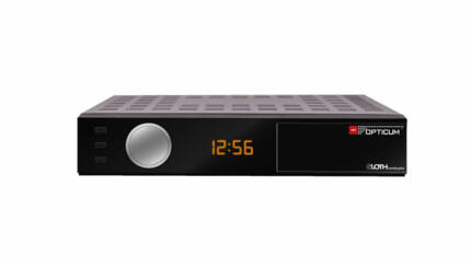 Opticum Sloth Combo Plus MinDig TV vevő, műholdvevő és kábeltévé vevő és rögzítő