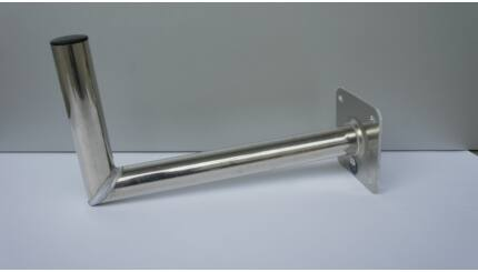 Triax alumínium antennatartó falikar 45cm