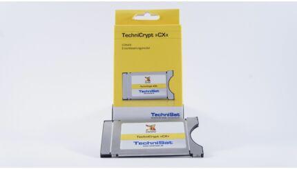 TechniSat CONAX CAM dekóder modul kártyaolvasó adapter MinDig TV Extra vételéhez