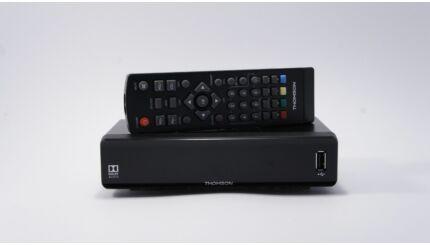 THOMSON THC300 digitális kábeltévé (DVB-C) vevő és rögzítő