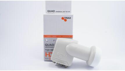 Triax TQD 006 QUAD 4 kimenetű műholdvevő fej (LNB)