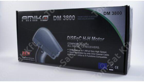 Amiko DM 3800 antenna forgató motor