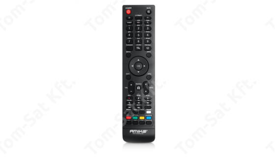 Amiko NEO Combo SE MinDig TV vevő, műholdvevő, kábeltévé vevő és rögzítő