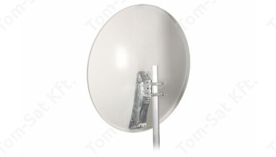Chess 80 acél parabola antenna 80 cm átmérő