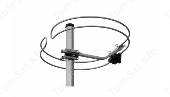 ISKRA FM-10 F kördipol rádió antenna