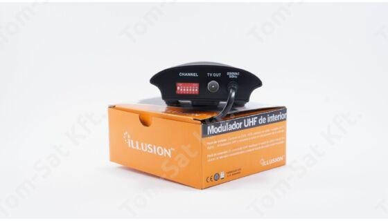 Tecatel MOD-ILL 1U UHF modulátor