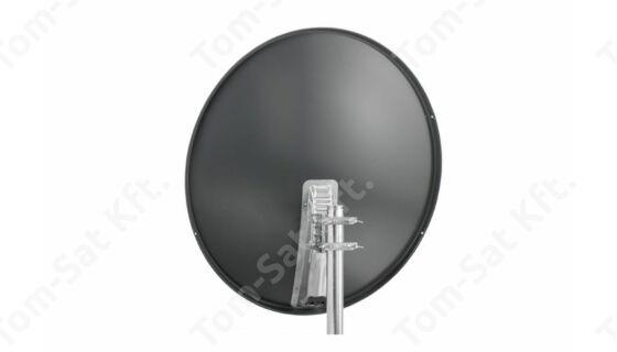 Triax TDS 78 acél parabola antenna (szürke)