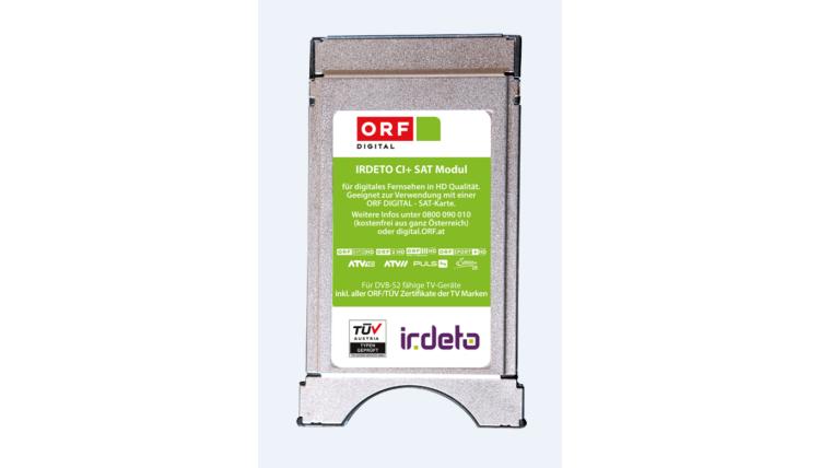 TechniSat TechniCrypt IRDETO CAM modul UPC Direct kártyához