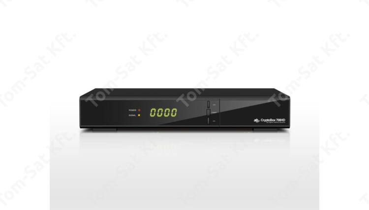 AB CryptoBox 750HD CX PVR UPC Direct műholdvevő (DVB-S) rögzítő