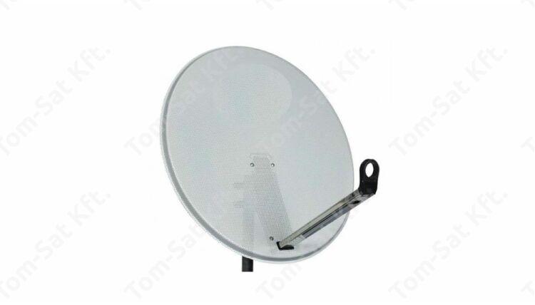 D80 Mesh acél hálós szélálló parabola antenna (80cm átmérő)