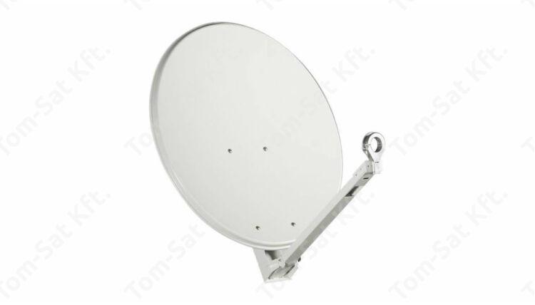 Gibertini 85 alumínium parabola antenna (85 cm átmérő)