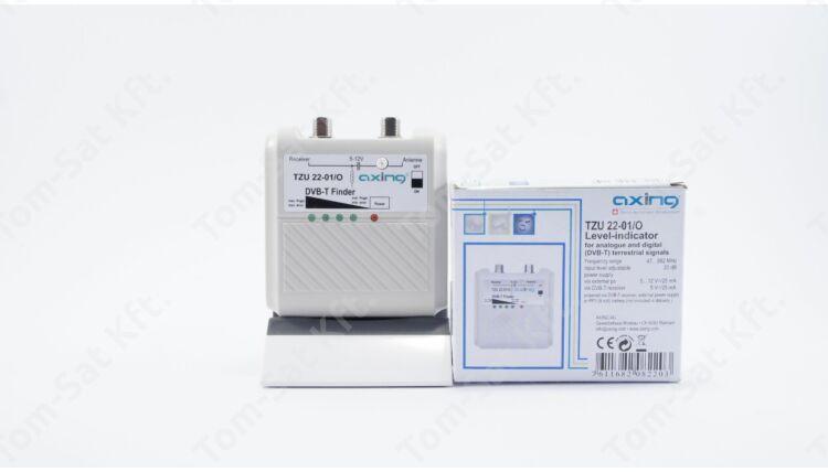 Axing TZU 22-01 TV antenna beállító műszer (DVB-T)