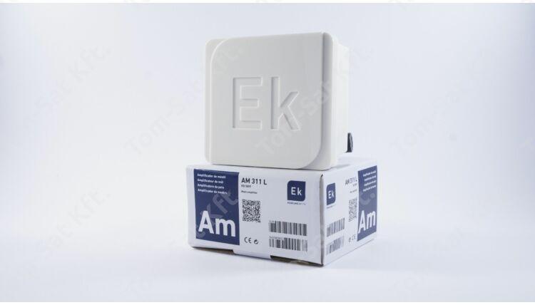 EKSELANS AM 311 L árbocra szerelhető MinDig TV (DVB-T) antennaerősítő