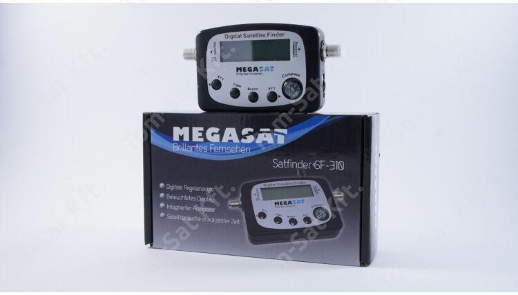 Megasat Satfinder SF-310 digitális műholdkereső műszer
