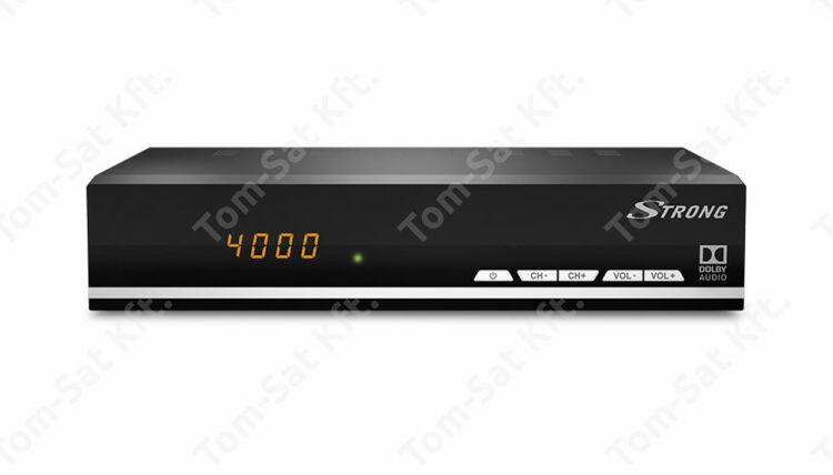 Strong SRT 7007 fullHD műholdvevő (DVB-S)