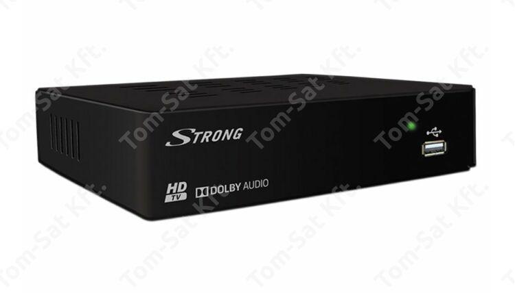 Strong SRT 8541 T2 H.265HEVC  mindigTV vevő