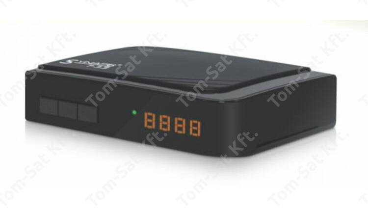 Synaps T33 HD MinDig TV vevő és rögzítő