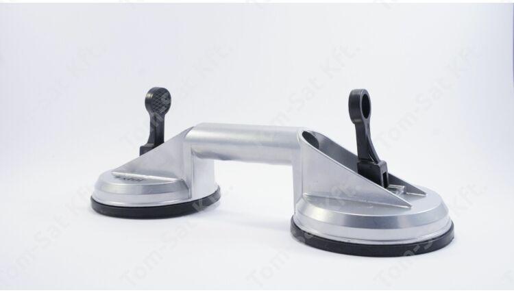 Dupla vákuumos tapadókorong (fém) kamionos antennához