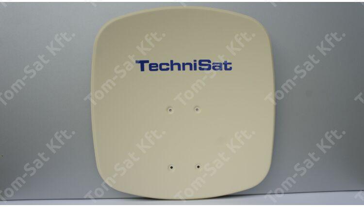 TechniSat DigiDish 45 alu kompakt parabola antenna (bézs)