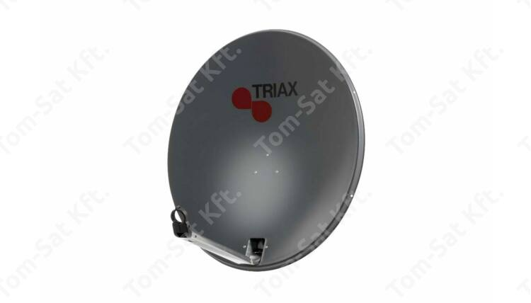 Triax TDS 88  parabola antenna (antracit)