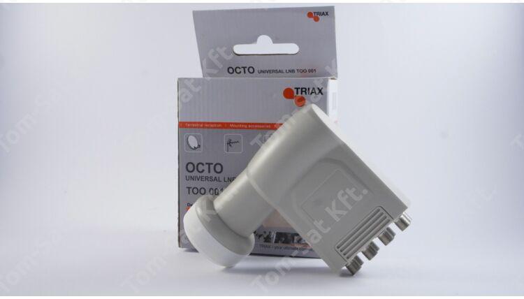 Triax TOO 001 OCTO 8 kimenetű műholdvevő fej (LNB)