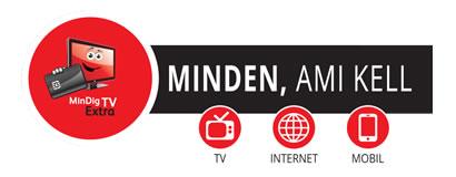 MinDig TV hivatalos partner -  Pécs